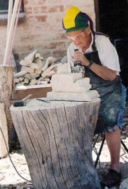 Gerhard Anderson, Lowe House Resident