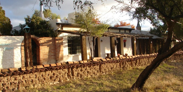 Lowe House Project, Tubac AZ