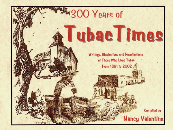 Tubac Times Cover