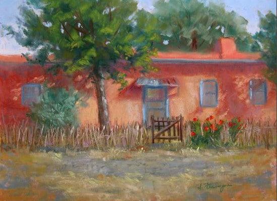 Rojas House by Susan Flannigan