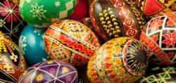Susan Corl Ukranian Eggs