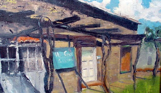 CALL TO TUBAC ARTISTS: New works for annual Old Town Tubac Tour