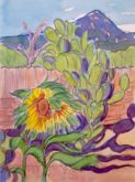 Sunflowers 2 - Virginia Vovchuck