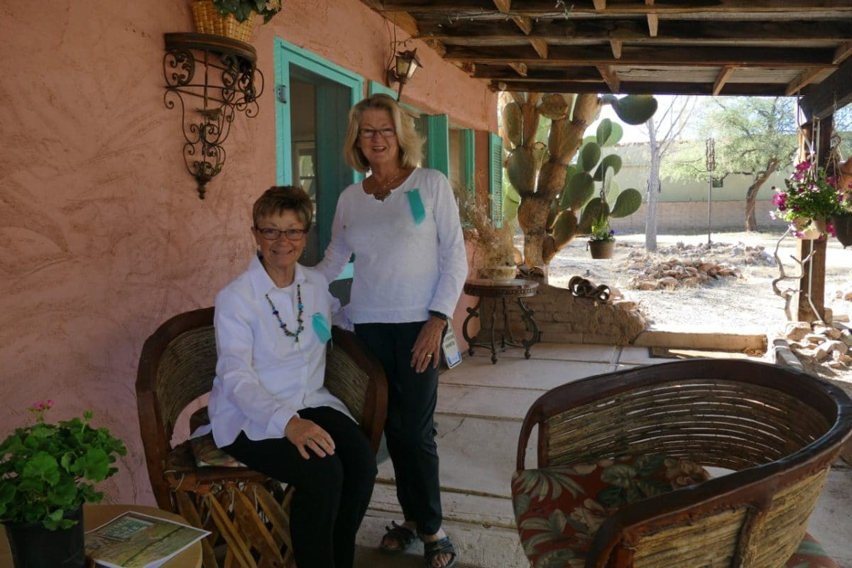 Old Town Tubac Adobe Building Tour
