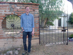 Andy O'Brien, Tubac AZ