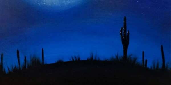 Pamela Crittenden Paint Party
