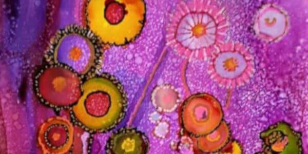 Kay Womacks: Mixing It Up Mixed Media